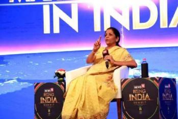 نیوز 18 رائزنگ انڈیا: نرملا سیتارمن نے کہا ڈوکلام تنازع اب ممکن نہیں