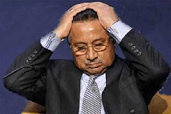 پاکستان کے سابق صدر جنرل پرویز مشرف آ ل پاکستان مسلم لیگ کی صدارت سے مستعفی