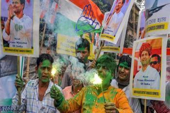 اسمبلی انتخابات 2018: مدھیہ پردیشن میں کانگریس پارٹی کا راستہ صاف، کمل ناتھ نے گورنر سے مانگا وقت