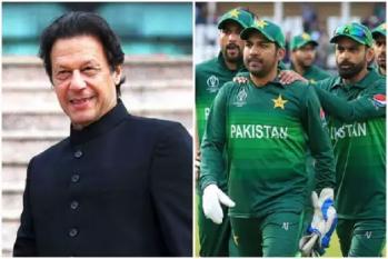 آئندہ عالمی کپ تک پاکستان کی ٹیم کو سدھاردوں گا: عمران خان کا دعویٰ