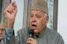 فاروق عبداللہ بولے- سجاد لون کشمیر میں تشدد کے لئے ذمہ دار، پاکستان سے لائے تھے بندوق