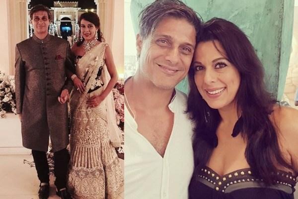 مانک کنٹریکٹر سے منگنی کرچکی ہیں پوجا بیدی ۔