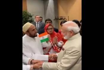 وزیراعظم مودی کےاس ویڈیوسے بوکھلارہا ہے پاکستان